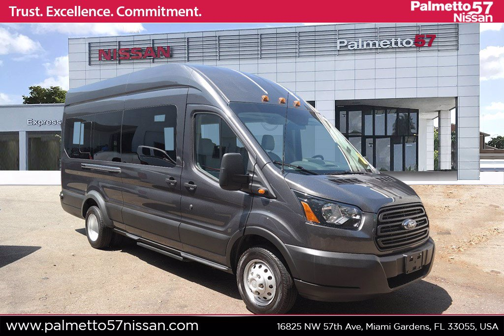 Pre-Owned 2019 Ford Transit-350 XL