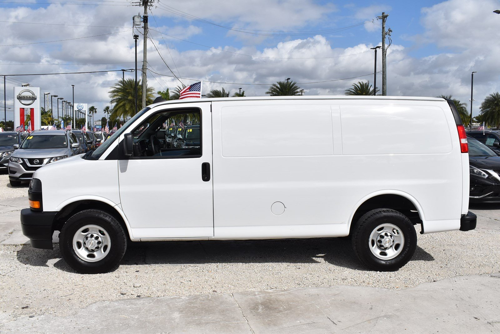 1513aa8abad04e Used 2018 Chevrolet Express 2500 For Sale Miami FL