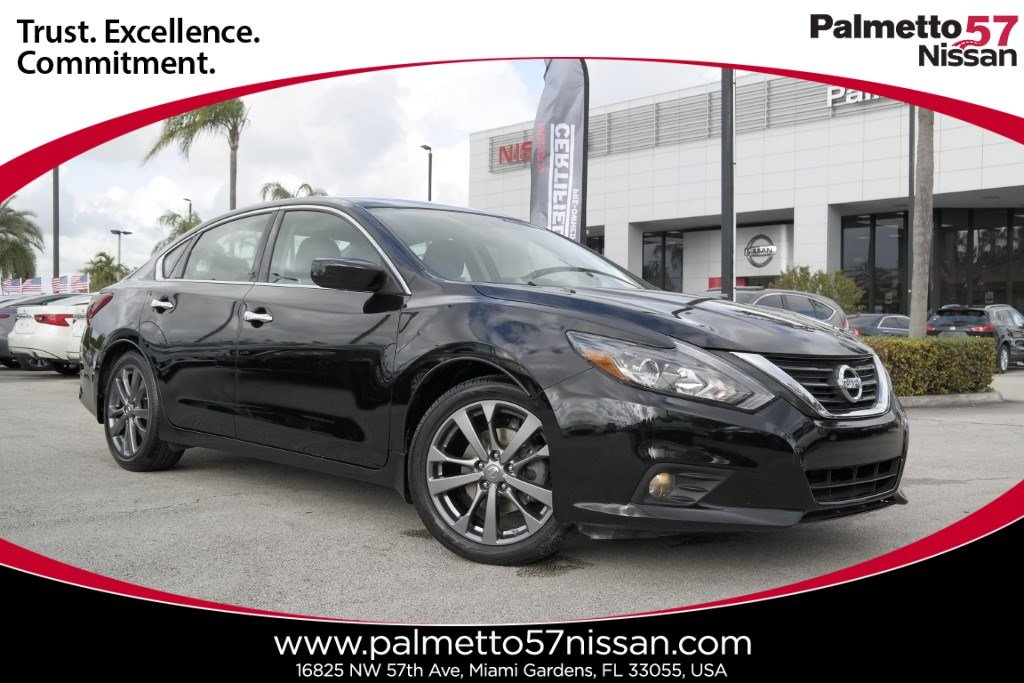 used 2017 nissan altima for sale miami fl | hialeah | #o100773a