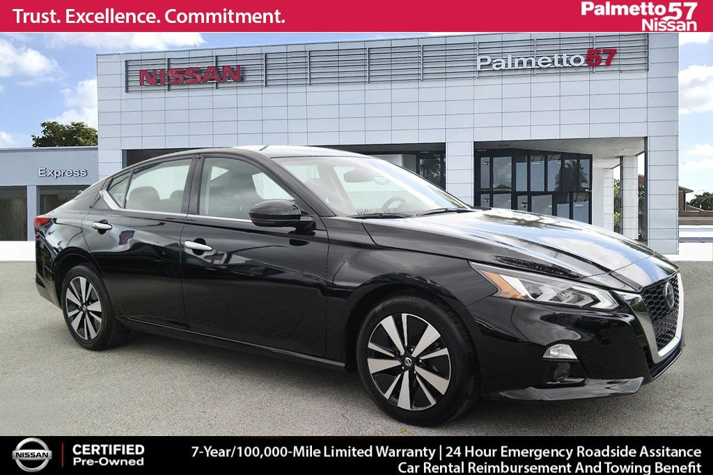 Certified Pre-Owned 2020 Nissan Altima 2.5 SL