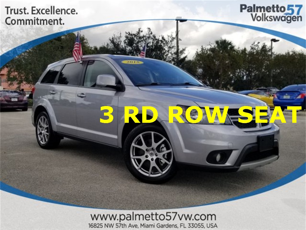 Used Dodge Journey Brandon Fl