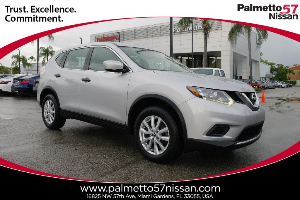 2016 Nissan Rogue For Sale >> Used 2016 Nissan Rogue For Sale Miami Fl Hialeah O252297a