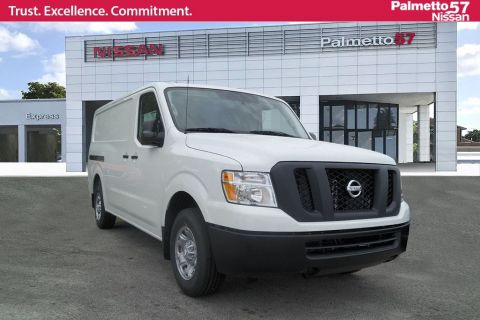 New 2020 Nissan NV1500 SV