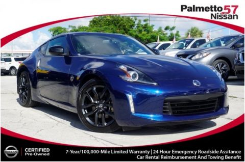 Certified Pre-Owned 2019 Nissan 370Z Base
