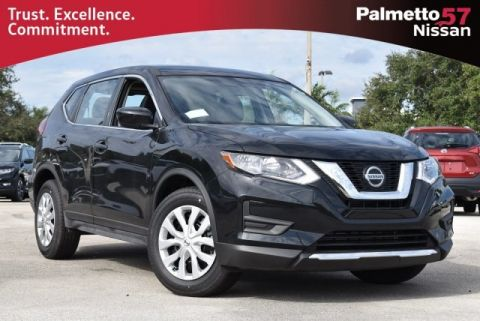 New 2018 Nissan Rogue S
