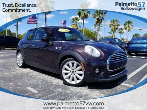 Pre-Owned 2014 MINI Cooper Base